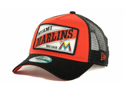 Miami Marlins MLB 18 Wheeler 9FORTY Cap Hats