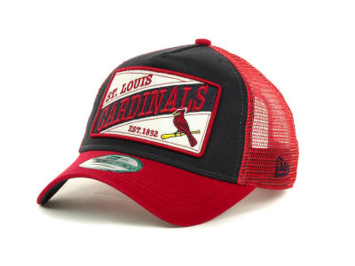 St. Louis Cardinals MLB 18 Wheeler 9FORTY Cap Hats