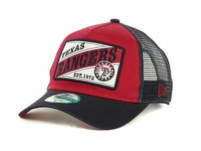 Texas Rangers MLB 18 Wheeler 9FORTY Cap Hats
