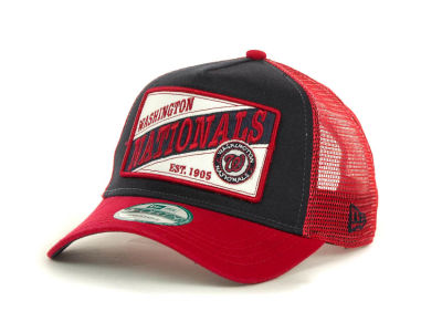 Washington Nationals MLB 18 Wheeler 9FORTY Cap Hats