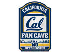 California Golden Bears Wincraft 11x17 Wood Sign Flags & Banners
