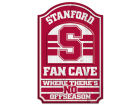 Stanford Cardinal Wincraft 11x17 Wood Sign Kitchen & Bar