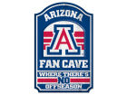 Arizona Wildcats Wincraft 11x17 Wood Sign Home Office & School Supplies