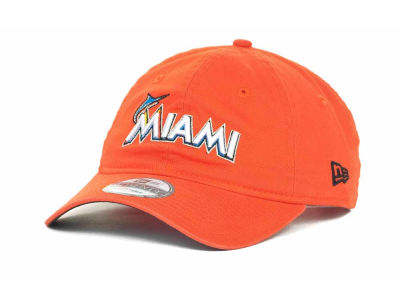 Miami Marlins MLB Wordmark 9TWENTY Cap Hats