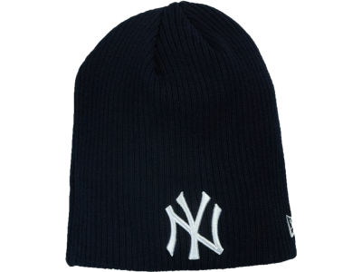 New York Yankees MLB Ribbed Knit Hats
