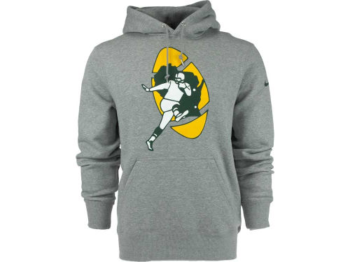Green Bay Packers Nike NFL Historical Hoodie