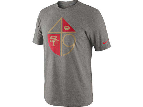 San Francisco 49ers Nike NFL Historical T-Shirt