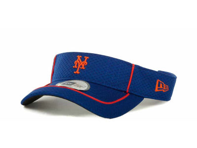 New York Mets MLB Pipe Up Visor Hats