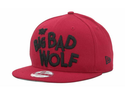Big Bad Wolf OL Villian Snapback 9FIFTY Cap Hats