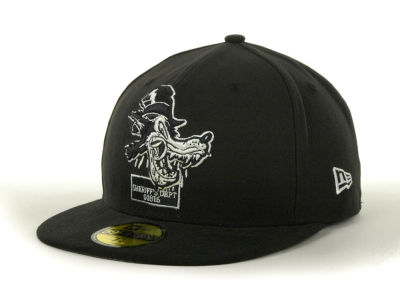 Big Bad Wolf Mug Toon 59FIFTY Cap Hats
