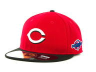 New Era 2012 MLB Post Season Patch 59FIFTY Cap Fitted Hats