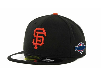 San Francisco Giants 2012 MLB Post Season Patch 59FIFTY Cap Hats
