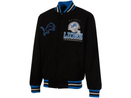 Detroit Lions NFL Hard Knocks Fleece Jacket