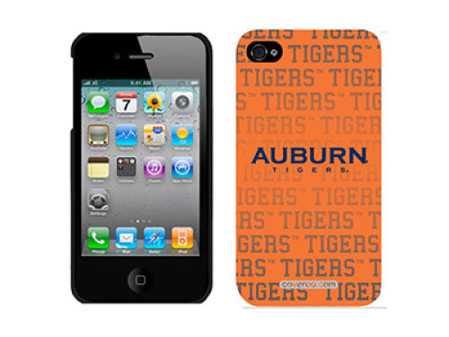 Auburn Tigers Iphone 4 Snap On