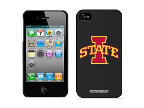 Iowa State Cyclones Iphone 4 Snap On