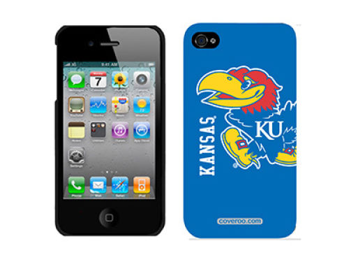 Kansas Jayhawks Iphone 4 Snap On