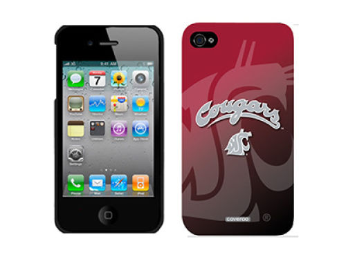 Washington State Cougars Iphone 4 Snap On