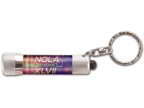 Super Bowl XLVII Super Bowl XLVII Pocket Light Keychain