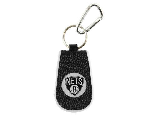 Brooklyn Nets Game Wear Team Color Keychains