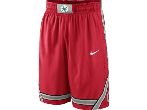 Ohio State Buckeyes Nike NCAA Replica Basketball Short