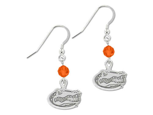 Florida Gators Crystal Drop Earring