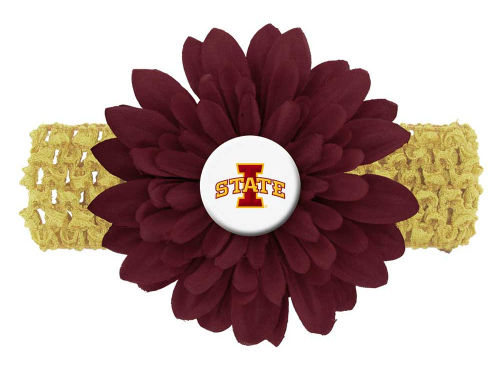 Iowa State Cyclones Flower Head Band