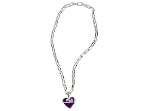 LSU Tigers Legacy Link Necklace