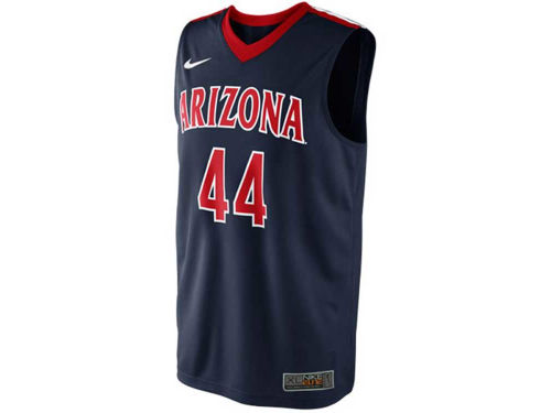 Arizona Wildcats Nike NCAA Replica Basketball Jersey