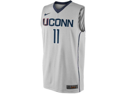 Connecticut Huskies Nike NCAA Replica Basketball Jersey