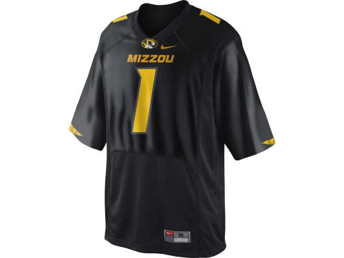 Missouri Tigers Nike NCAA Replica Football Jersey