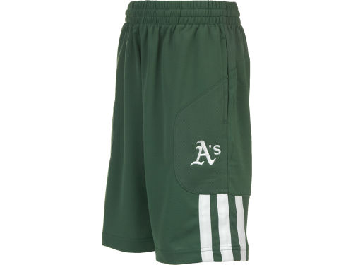 Oakland Athletics adidas MLB Youth Home Run Short