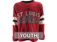 adidas MLB Youth Long Sleeve Crew Neck T-Shirt T-Shirts