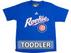Chicago Cubs Outerstuff MLB Toddler Rookie T-Shirt T-Shirts