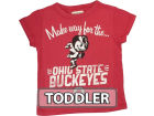 Ohio State Buckeyes NCAA Toddler Make Way T-Shirt Tanks