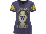 NCAA Womens Basketball Vneck Stripe T-Shirt T-Shirts