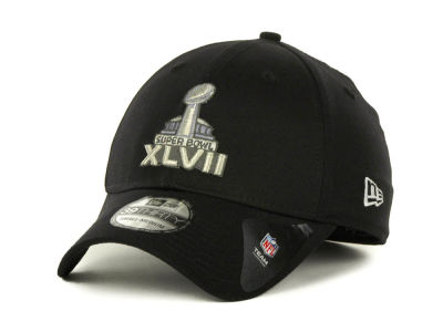 Super Bowl XLVII NFL Super Bowl XLVII Basic 39THIRTY Cap Hats