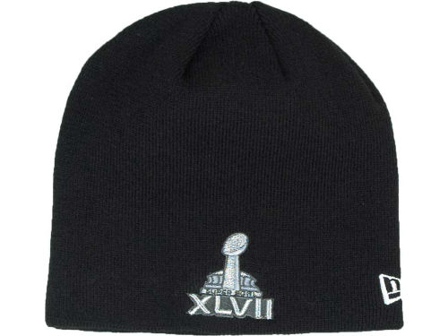 Super Bowl XLVII New Era NFL Super Bowl XLVII Basic Knit Hats