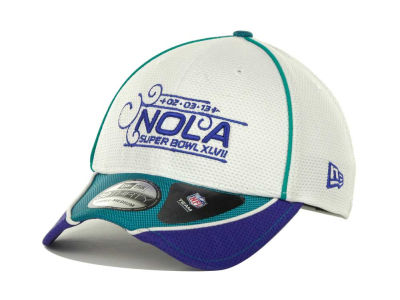 Super Bowl XLVII NFL Super Bowl XLVII Abrasion Plus 39THIRTY Cap Hats