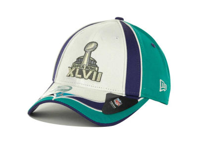 Super Bowl XLVII NFL Super Bowl XLVII Power Sweep 9FORTY Cap Hats