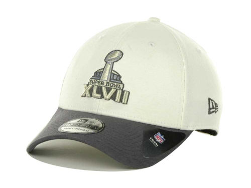 Super Bowl XLVII New Era NFL Super Bowl XLVII Tactel 2 Tone 39THIRTY Cap Hats