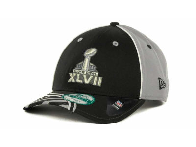 Super Bowl XLVII NFL Super Bowl XLVII Double Coverage 9FORTY Cap Hats