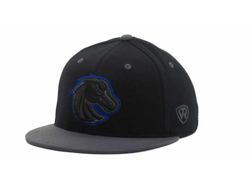 Boise State Broncos Top of the World NCAA 86 Confidential Cap Hats