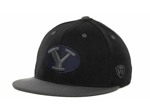 Brigham Young Cougars Top of the World NCAA 86 Confidential Cap Hats