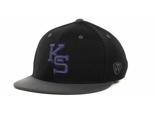 Kansas State Wildcats Top of the World NCAA 86 Confidential Cap Hats