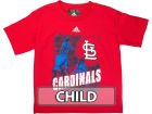 St. Louis Cardinals Outerstuff MLB Kids The Backstop T-Shirt T-Shirts
