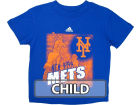 New York Mets Outerstuff MLB Kids The Backstop T-Shirt T-Shirts