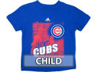 Chicago Cubs Outerstuff MLB Kids The Backstop T-Shirt T-Shirts
