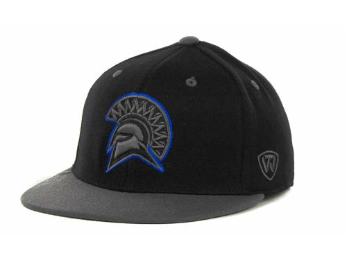 San Jose State Spartans Top of the World NCAA 86 Confidential Cap Hats