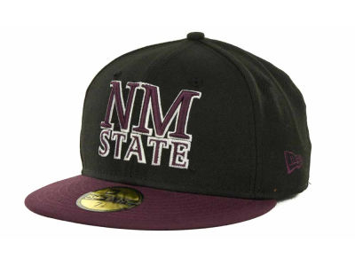 New Mexico State Aggies NCAA 2 Tone 59FIFTY Hats