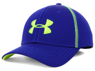 Under Armour Huddle II Flex Cap Stretch Fitted Hats